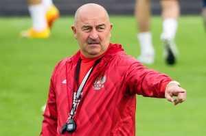 Черчесов назвал расширенный состав сборной России на чемпионат Европы