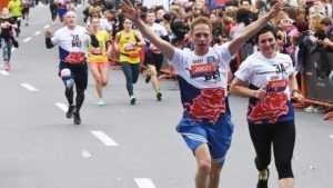 Во время всероссийского полумарафона в Калининграде умер 34-летний бегун