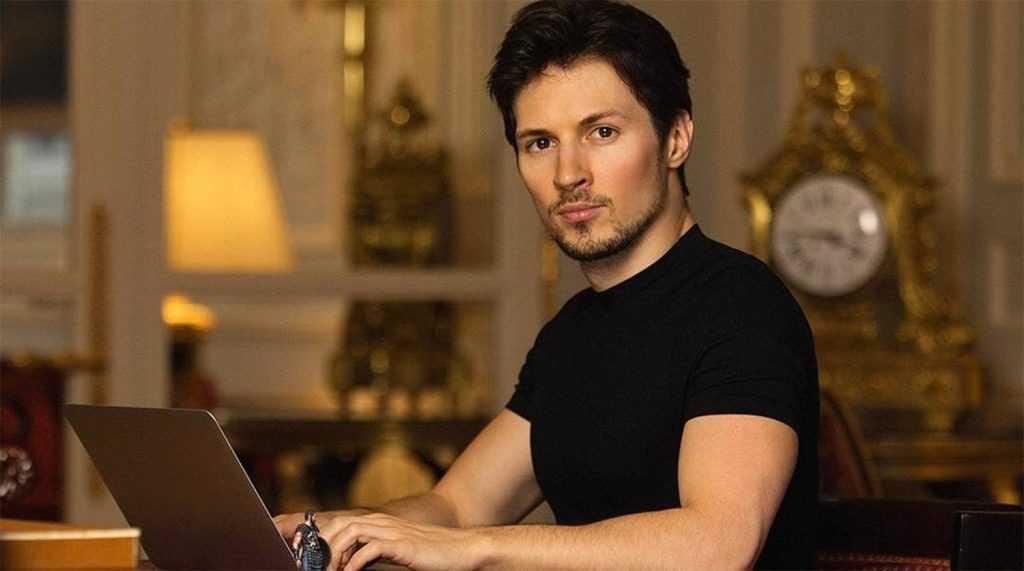 Дуров удалил свой аккаунт в сети Facebook