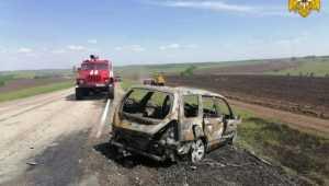 В результате ДТП на Алтае погибло пять человек