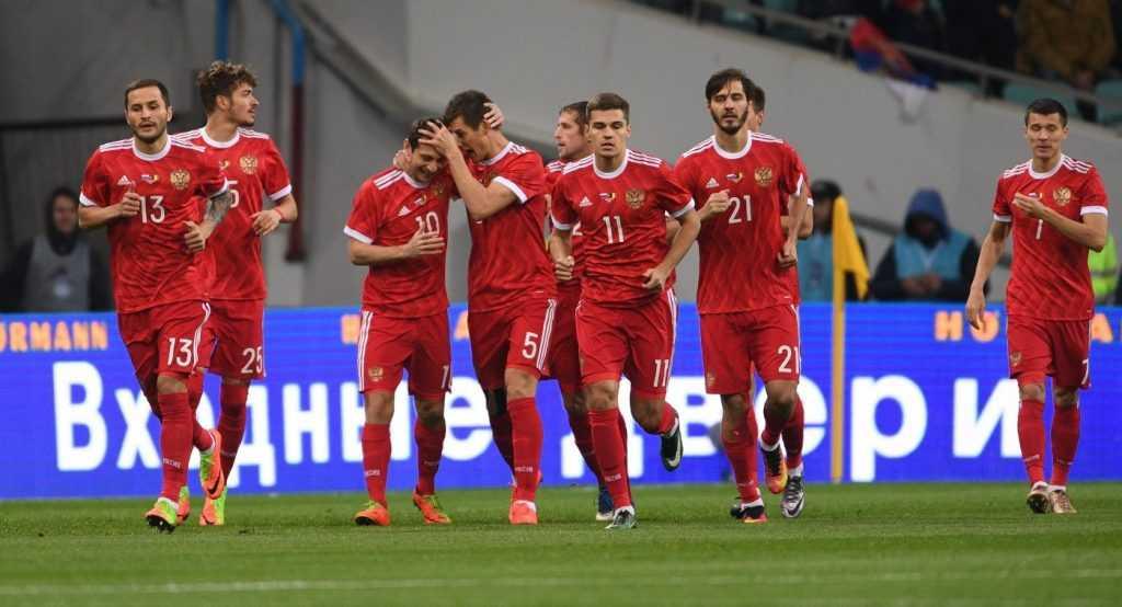 Опубликовали список расширенного состава сборной России на ЧЕ по футболу