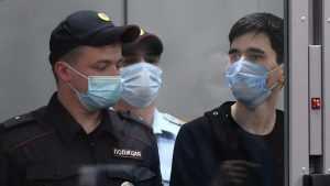 Галявиева, устроившего массовый расстрел в школе Казани, арестовали на два месяца