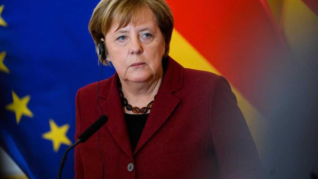 Меркель заявила, что из-за России изменился баланс сил в мире