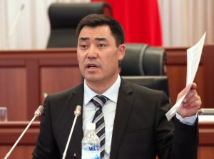 Путин переговорил по телефону с президентом Киргизии