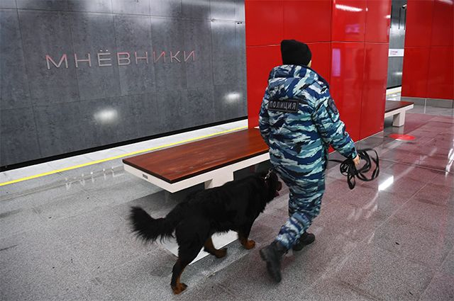 В Москве сообщили о минировании всех станций метро, вокзалов и аэропортов
