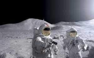 Больше триллиона рублей будет стоить полет российских космонавтов на Луну