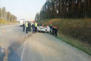 В ДТП с микроавтобусом в Екатеринбурге погибли 4 человека