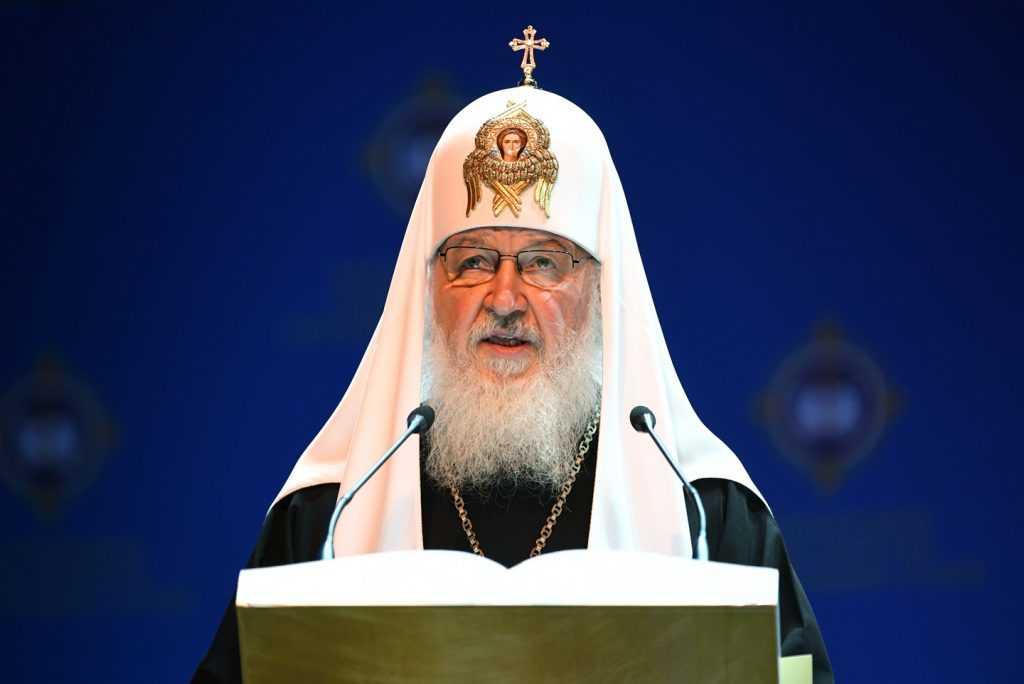 Патриарх Кирилл объяснил стрельбу в школе Казани