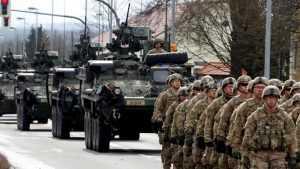 Учения НАТО в Европе были отработкой конфликта с Россией