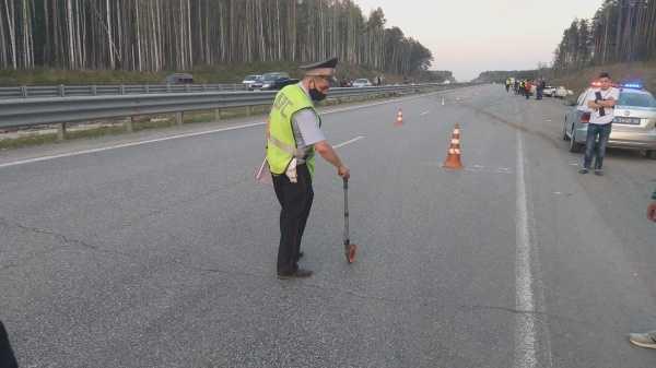 Четыре человека погибло в ДТП в Екатеринбурге