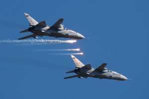 Российский истребитель Су-30 исключил нарушение границы тремя самолетами Франции