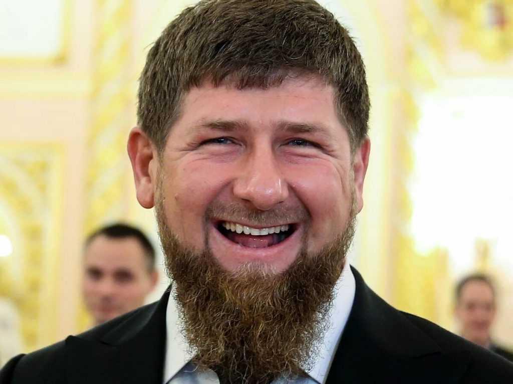Более 300 млн рублей составил доход Кадырова за прошедший год