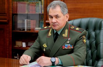 Шойгу призвал не допускать в армию лиц с наркотической зависимостью