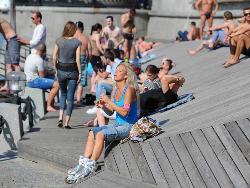 В России обещают рекордную за последние сто лет жару