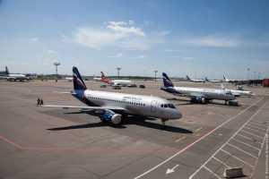 Самолет, направлявшийся из Москвы в Симферополь, «заминировали»