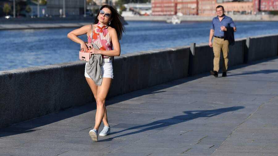 В России ожидается рекордная жара за последние сто лет