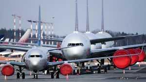 Россия возобновит авиасообщение с пятью странами с 25 мая