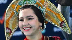 Более 9,5 млн просмотров набрало выступление Манижи на Евровидении