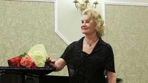 В автокатастрофе погибла народная артистка РФ Римма Волкова
