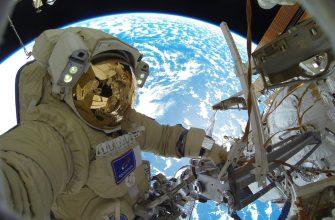 Космонавты из России впервые вышли в открытый космос в 2021 году