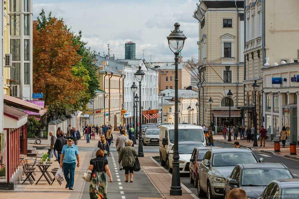 Посол Германии в России назвал достоинства Москвы