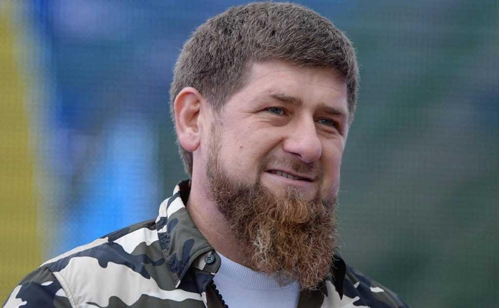 Кадыров при разговоре с Путиным назвал себя его «преданным пехотинцем»