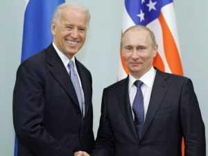 Путин озвучил темы предстоящей встречи с Байденом