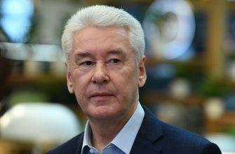 Собянин призывает москвичей вакцинироваться