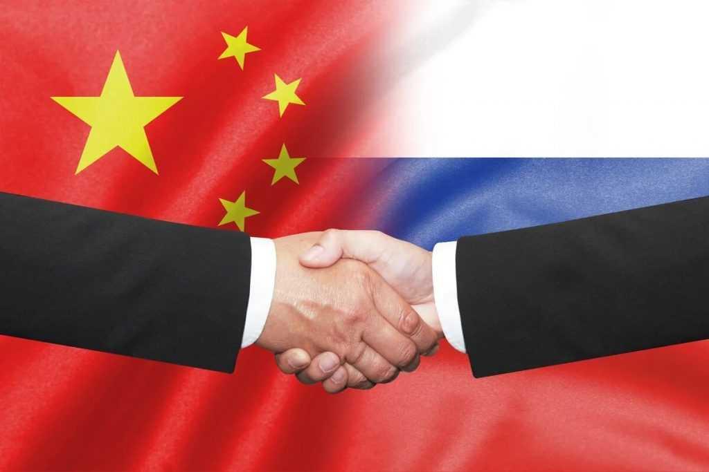 НАТО опасается сотрудничества России и Китая