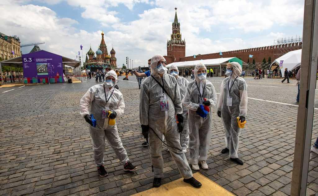 В московском оперштабе рассказали о работе учреждений на период новых ограничений