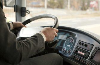 Водители автобусов и такси в Подмосковье смогут работать только после вакцинации