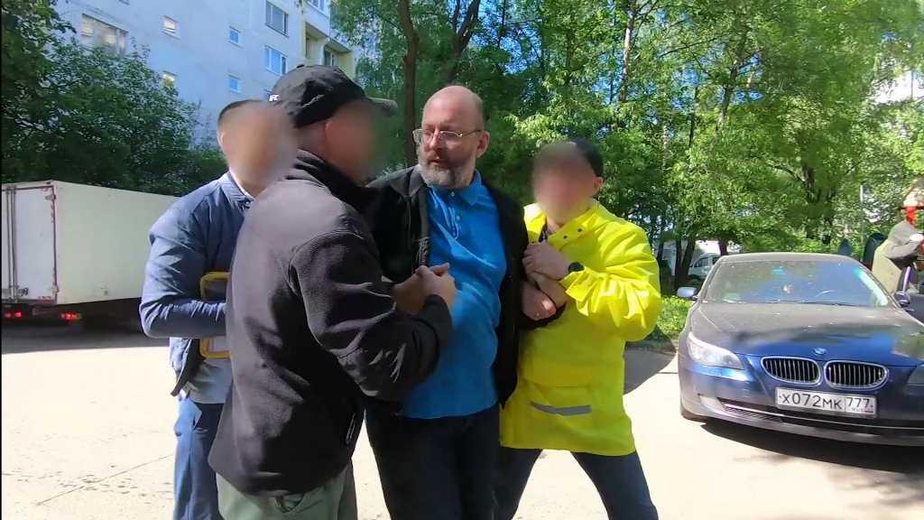 Сотрудники ФСБ задержали агента спецслужб Украины