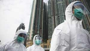 В Китае впервые диагностирован птичий грипп H10N3