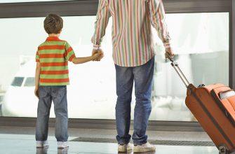 В России упростят выезд за рубеж детей с одним из родителей