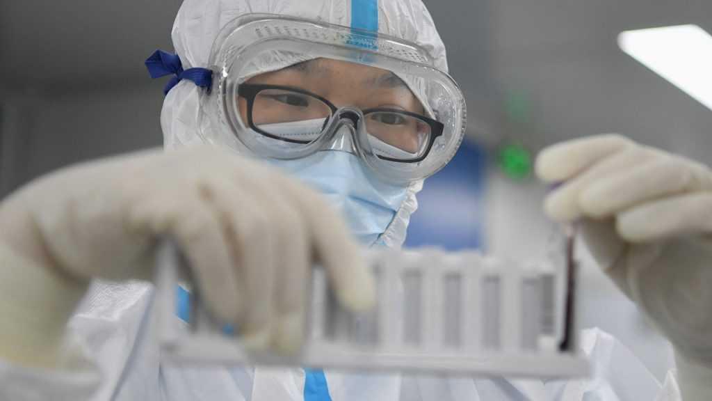 У китайца диагностировали птичий грипп H10N3