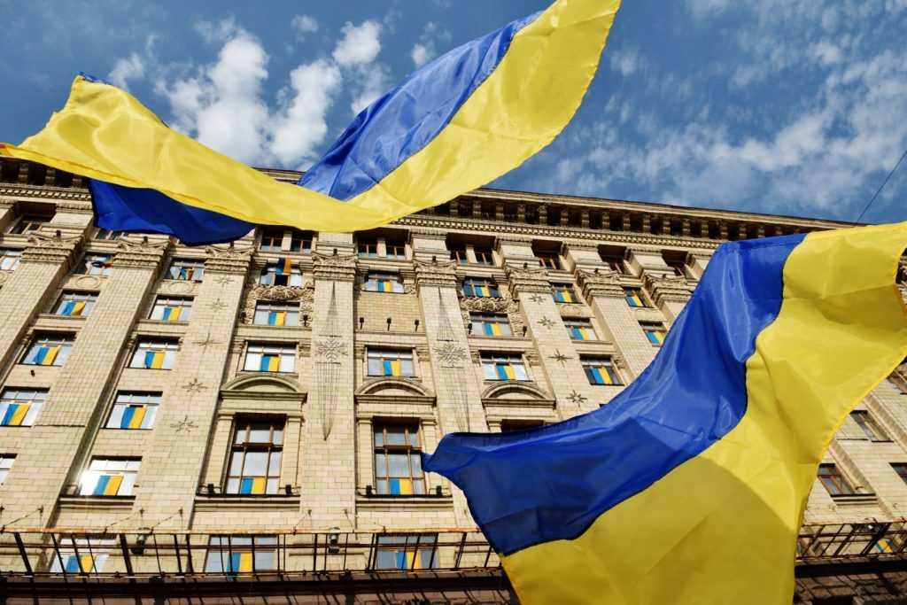 Украина может распасться на четыре части