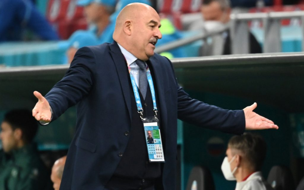 Черчесов провел собрание с игроками российской сборной