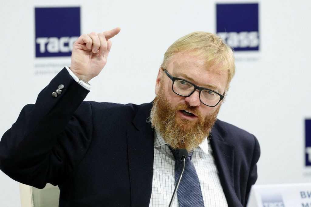 Коллекторы пожаловались на Милонова в Следственный комитет