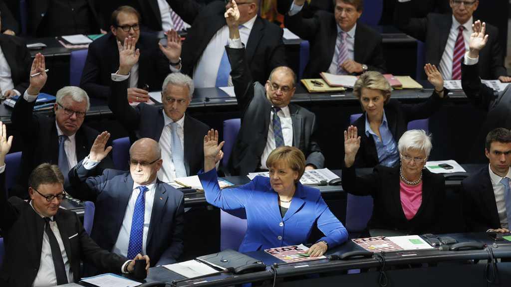 Депутаты бундестага выступают за отказ от санкций против России