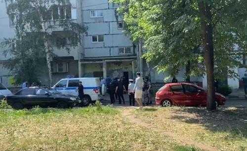 В Казани полиция задержала мужчину, угрожавшего гранатой