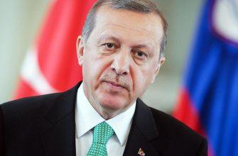 Эрдоган рад решению России возобновить авиасообщение с Турцией
