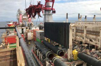 Германия одобрила отказ США от санкций по «Северному потоку-2»