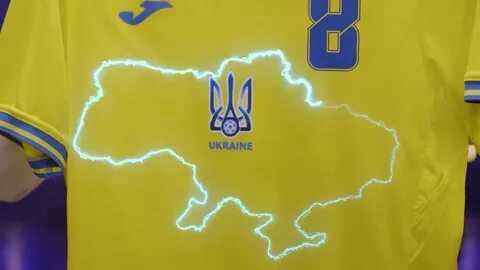 В Госдуме прокомментировали новую форму украинских футболистов