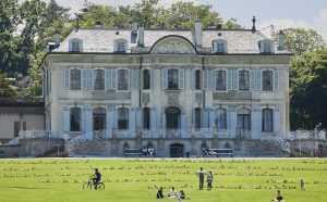 Путин и Байден встретятся в Женеве на вилле Ла Гранж