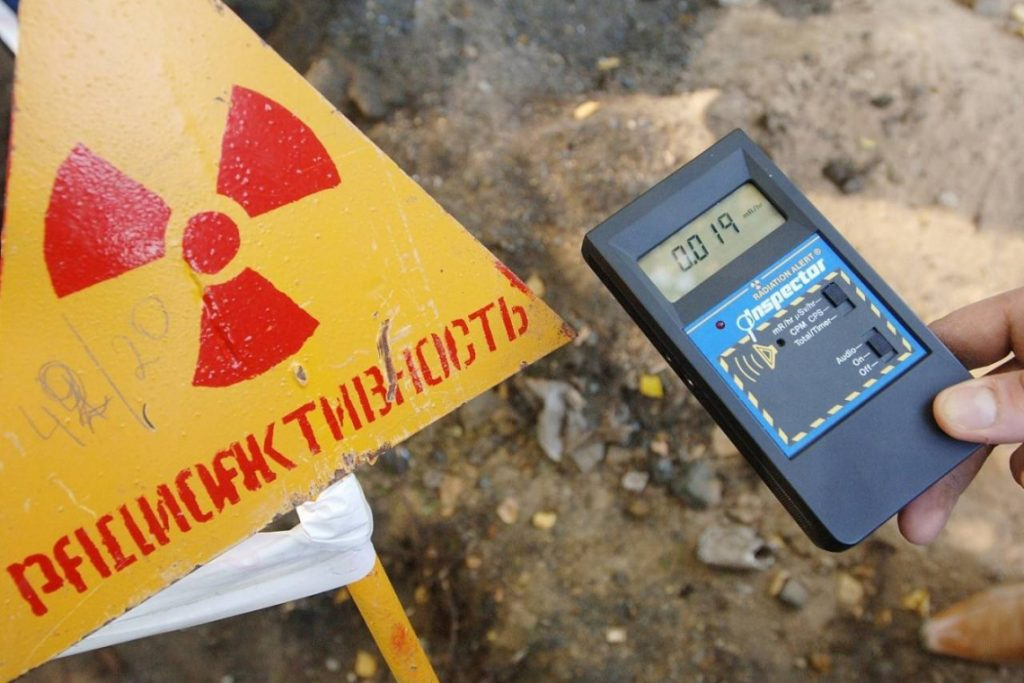 Стали известны причины радиации под Петербургом
