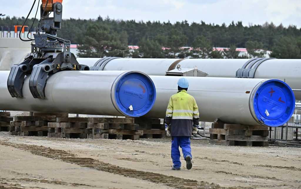 Германия поддержала США в отказе санкций по «Северному потоку-2»