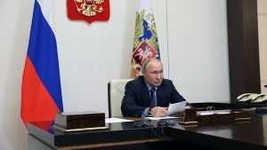 Владимир Путин ввел штрафы за неправильность маркировки лекарств