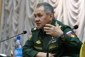 Шойгу сообщил о новом проекте по обновлению военкоматов