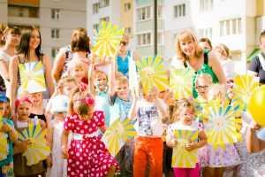 Путин поздравил граждан страны с Международным днем защиты детей