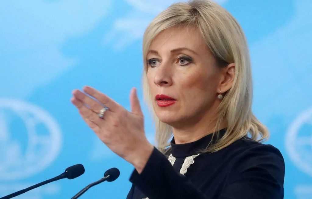 Захарова дала комментарий по санкциям ЕС против Крыма